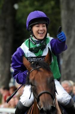 Hayley Turner OBE