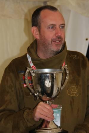 Mark Williams MBE